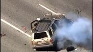 Полицейско преследване в Калифорния