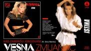 Vesna Zmijanac & Dino Merlin - Kad zamirisu jorgovani - (Audio 1988)