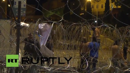 Lebanon: Tensions high at anti-government 'You Stink' protest in Beirut