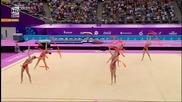 България - ленти - Европейски игри