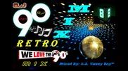Eurodance 90's Megamix [ 8 ] - Vdj Vanny Boy®
