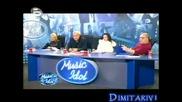 Music Idol 3 - Пич Пее Страхотно