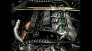 Mercedes - Benz 190e 2.5 - 16 Прераждане