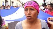 Honduras: Thousands attend funeral of murdered activist Berta Caceres