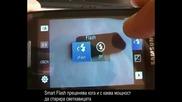 Samsung M8910 Pixon12 Видео Ревю Част 2