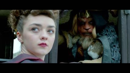 Доктор Кой - Doctor Who Series 9 Trailer 2 2015