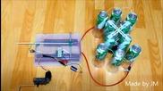 Как да си направим електрически мотор от сода ?