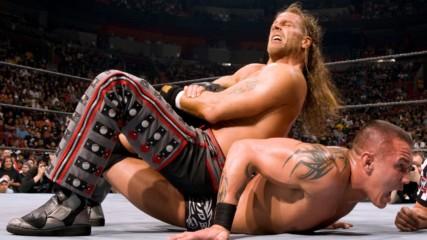 Randy Orton vs. Shawn Michaels – WWE Title Match: Survivor Series 2007 (Full Match)