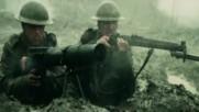 Сабатон — Изгубеният батальон ⚡ ⚡ Sabaton — The Lost Battalion // Lyrics Video