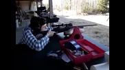 Mossberg 100atr in 270 winchester at Nmgc...finally lol