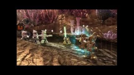 Видео играта Lego Star Wars Iii