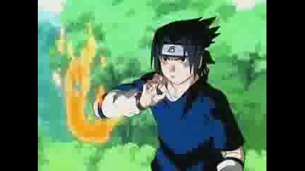 Sasuke & Sakura snimki