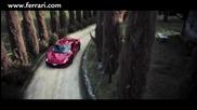 Всеки миг зад волана е като състезание: Ferrari 458 Italia