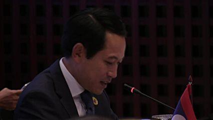 Laos: Lavrov discusses Asia-Pacific security at ASEAN forum