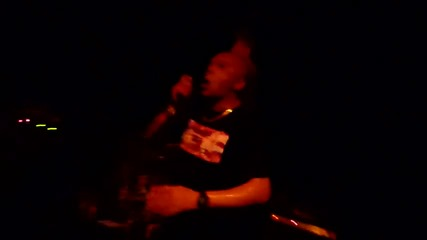 The Exploited live @ Inferno Club S