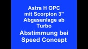 Opel Astra H Opc