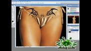 Photoshop Cs2 - Татуиране