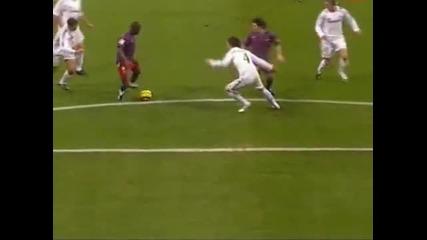 Real Madrid vs. Fc Barcelona 19 November 2005
