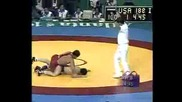 Kurt Angle Gold Medal Match