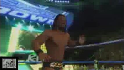 Smackdown vs Raw 2011 Kofi Kingston Entrance