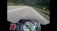Какво ли е да караш с 299 Киометра на мотор?
