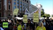 Spain: Madrid decries 'gag-law' at 15m anniversary march
