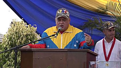Venezuela: Maduro government celebrates anniversary of 'Battle of Bridges' victory