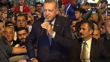 Turkey: Erdogan tells his people to trust God' as currency dives