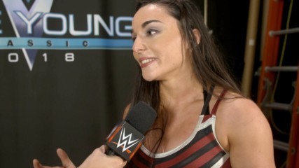 Deonna Purrazzo proudly reflects on her Mae Young Classic experience: WWE.com Exclusive, Oct. 17, 2018