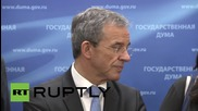 "Russia: ""Crimea is now an integral part of Russia"" says French MP Mariani"
