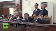 Egypt: Al Jazeera journalists sentenced to three years in prison