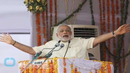 One Year On, Prime Minister Modi Courts India's Poor