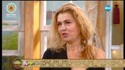 На кафе с Ернестина Шинова и шеф Манчев (01.02.2016)