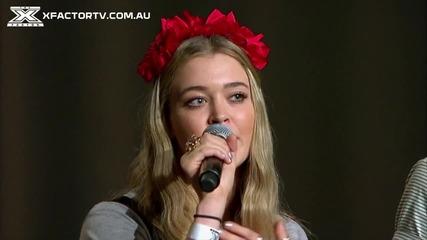 Кой ще продължи - X-factor Австралия 2013