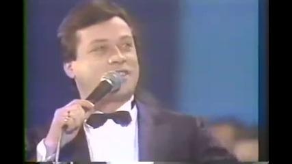 Halid Beslic - I zanesen tom ljepotom - (Live) - Pesma Godine 1985