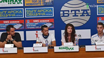 """Христо Янев даде старт на проекта """"Побеждаваме агресията заедно!"""", подкрепен от ММС"""