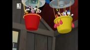 Анимационният сериал Приключения с Мики Маус, Голямата работа на Мики (част 3)