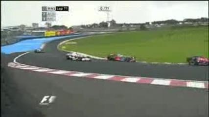 Formula 1 Brazil Finale Hamilton Champion