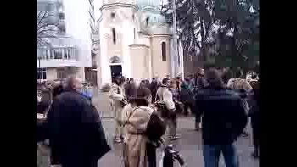 Кукери В Перник 25.01.09