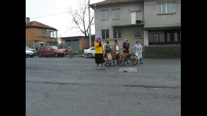 Кукери в село Джинот обл. Ямбол - част 4