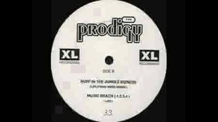 The Prodigy - Music Reach 1, 2, 3, 4, Live