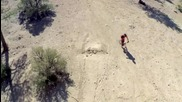 Фрийрайд - Лудо спускане в пустинята ..