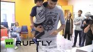 Испания: Футболната звезда Жерар Пике даде своя вот в Каталунските избори