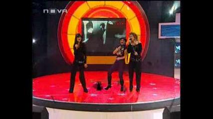 Vip.brother 3 - 18.03.09 - Софи,  Ивайла и Аня пеят Бурята.wmv