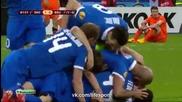 Днипро 1 - 0 Брюж ( лига европа ) ( 23/04/2015 )