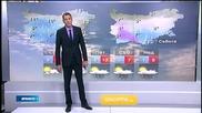 Прогноза за времето (22.10.2014 - обедна)– Новините на Нова