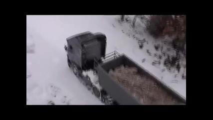 Tamiya Scania 6x6 - Играчка .. не говори , а гледай !