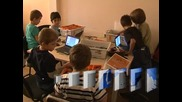 Училище по роботика забавлява децата в София