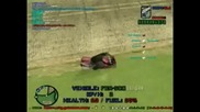 GTA SA Stunt