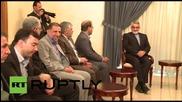 Сирия и Иран преговарят как да спрат терора на ИД